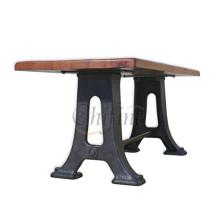 Cabinet en métal de fonte d'OEM / chaise / meubles / jambes de banc