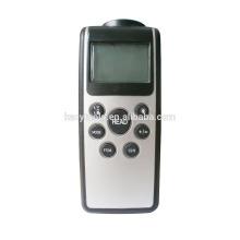 Medidor de distancia ultrasónico con puntero láser