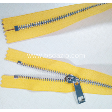 Closed-End Stainless Steel 20 Inch Zipper for Boots