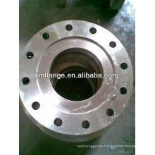 A105 carbon steel dn100 boss flange