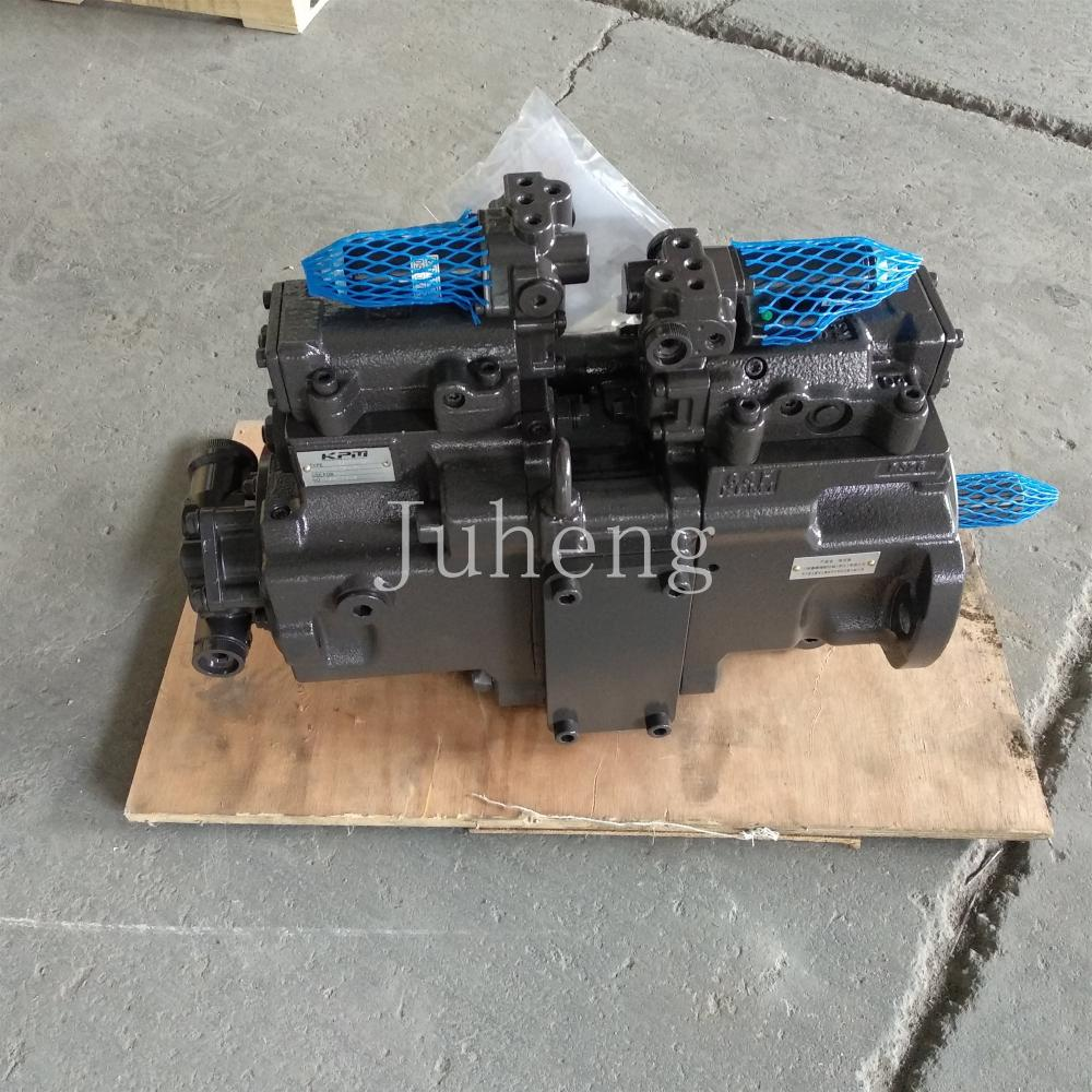 Sk135sr Hydraulic Pump 9