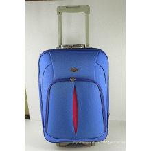 Подгонянный мягкий EVA внешние тележки багаж чемодан