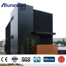 Alunewall Pared interior resistente al fuego feve / pvdf Serie brillante Panel compuesto de aluminio ACP