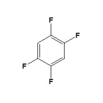 1, 2, 4, 5-Tetrafluorobenceno Nº CAS 327-54-8