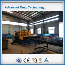 máquinas de soldadura deformação deformação laminadas da produção da malha de barra de aço para o concreto que reforça a malha da construção da malha