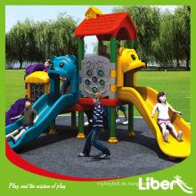 Outdoor Plastik Dschungel Gym für Kinder LE.QT.017.01 Qualität gesichert