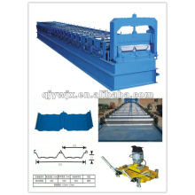 QJ--JCH Metal Roofing Sheet Rolling Form Machine