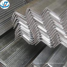 Barre d'acier d'angle de l'acier au carbone MS / angle 70 * 70 * 6mm