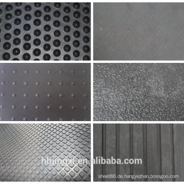 Alle Arten von Mustern Stall Cow Rubber Mat zum Verkauf