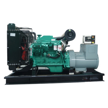 100KW cheap cummins diesel backup generator dealers