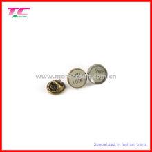 Custom 12 milímetros esmalte Pin Badge para acessórios de vestuário