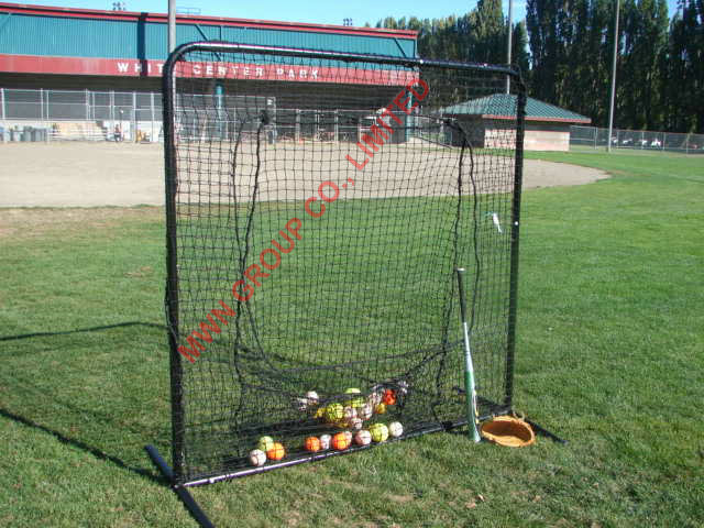 Usine Wholesale Baseball Pitching Screen moustiquaires