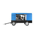 Atlas Copco Liutech High Pressure Portable Diesel Air Compressor