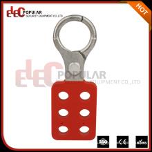 Eleppular Китай Оптовая Industy переключатель алюминиевой безопасности Hasp Lockout Tagout Lock отверстие 10.5 мм