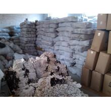 Guantes de algodón tejidos a mano Guantes de trabajo baratos