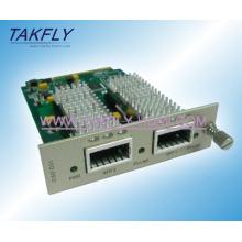 Convertidor de medios de fibra Oeo 10g (repetidor 1R)