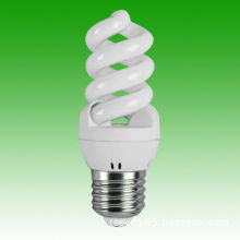 Spiral CFL Light Bulb, 110 to 130 or 220 to 240V Voltage, 2,700/6,500K CCT, 6000 to 8000hrs Lifespan
