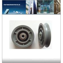 Rueda de elevador Hyundai 73x17 x6203z rueda de elevación de tracción