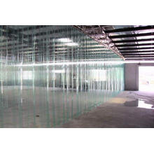 Qualified PVC Curtain in Cold Storage Room