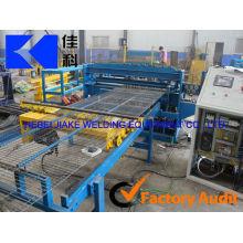 Breed Aquatics Mesh Welding Machine