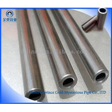 SAE5120(20Cr) finish rolling seamless steel pipe for piston pin manufacturing