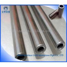 SAE5120 (20Cr) acabamento rolamento tubo de aço sem costura para a fabricação de pinos de pistão