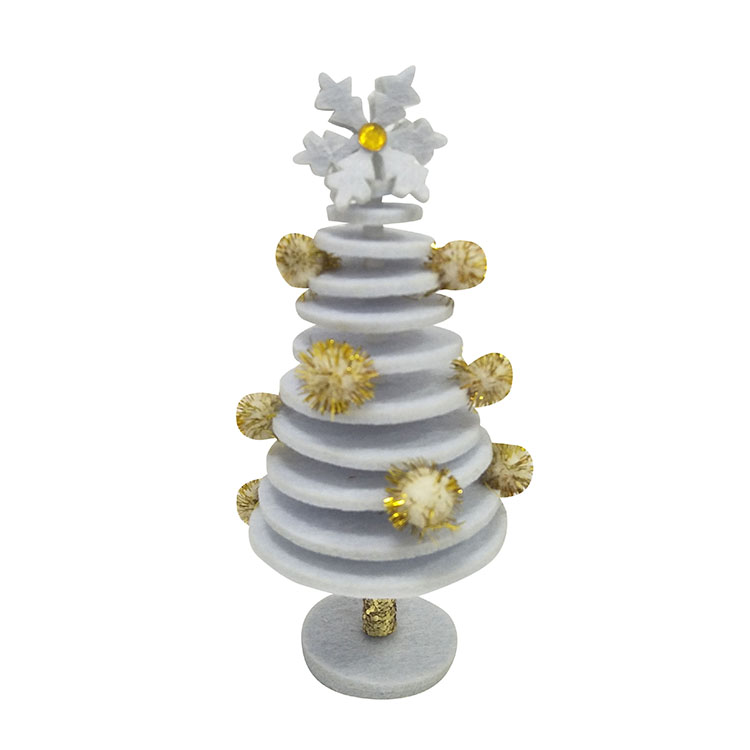 White Mini Christmas Tree