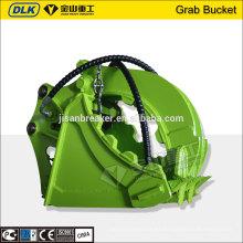 Abrazadera hidráulica del cubo de la abrazadera para el excavador de Hyundai R210 R220