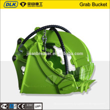 Hydraulic Clamp Bucket Grapple For Hyundai R210 R220 Excavator