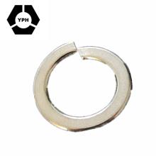 Затвердевший металл DIN 127 пружинная шайба, DIN127 пружинная шайба черного цвета и Zp