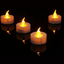 Velas Tealight LED operadas a bateria 24 pack