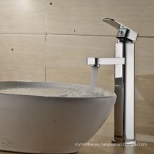 Grifo de lavabo para baño, cromo