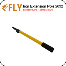 plastic handle extension pole paint roller brush