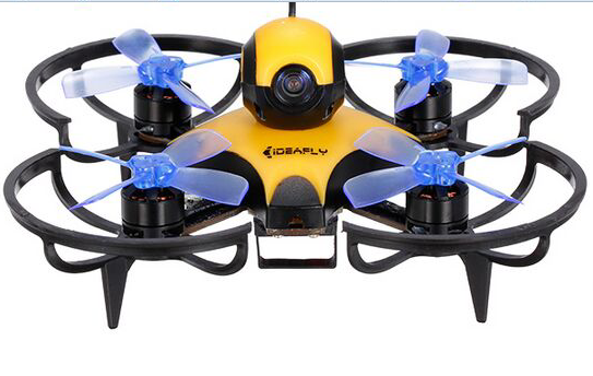 Indoor 90mm Racing Drone With FPV Camera