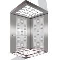 Aksen Mirror Etched Machine Room Ascensor para pasajeros J0338