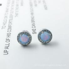 Opal Earring Hot Sale Popular jewelry Opal Stone Earrings for Women