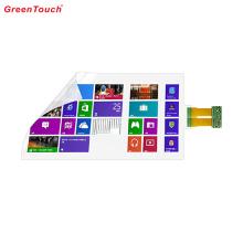 """Film tactile capacitif de 46 """"transparent Smart Nano"""