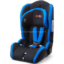 Assentos de carro do bebê com fácil ajuste de altura do encosto de cabeça