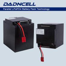 Baterias modulares de alta capacidade 72V 50Ah Bateria de longa vida útil para carros elétricos