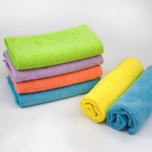 Microfiber High Quality Easy Cleaning Drying Plain Towel