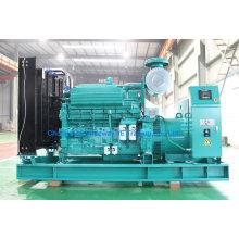 563kVA Genuine Cummins Diesel Generator Set by OEM Manufacturer