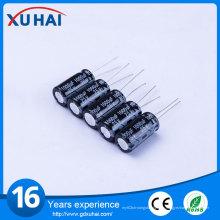 Condensador electrolítico de aluminio del mejor vendedor de la fábrica