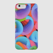 OEM Design Full Color IMD Case para iPhone6