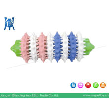 Handmade Assorted Gear Rubber Chew Dog Toy