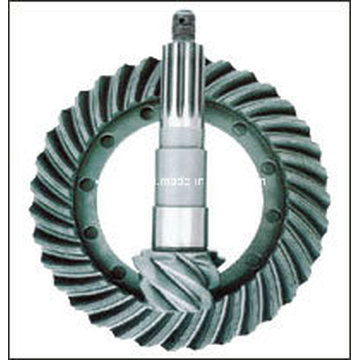 Competitive Price spiral Bevel Wheel / Pinion for Stone Machine