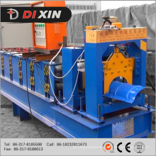Dixin Metal Roof Ridge Cap Roll Forming Machine for Sale