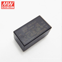 Billige original MEANWELL 1W bis 60W Miniatur-AC-DC-Modul 10W 24VDC IRM-10-24