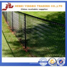 Yb-10 2016 Nueva valla de enlace de cadena de campo revestida de PVC de precio barato
