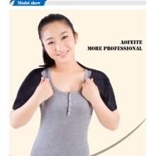 Appareil de massage du cou et des épaules avec support thermique