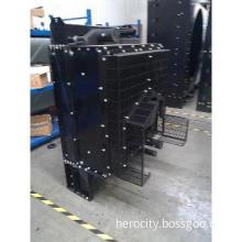 cummins mta11g350 internal combustion engine part radiator